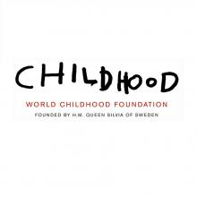 World Childhood Foundation logo