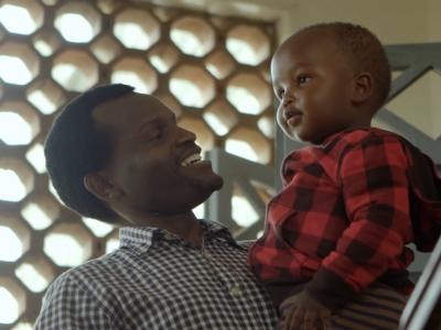 Peter Kamau Muthui - founder of Children In Focus, Kenya